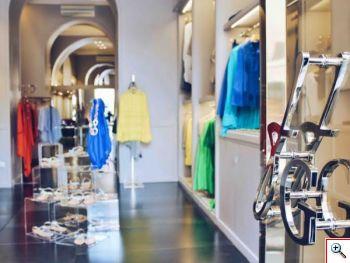 Nasce a Roma la boutique Flanella Grigia Donna