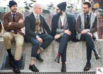 Pitti Immagine Uomo tendenze moda 2016